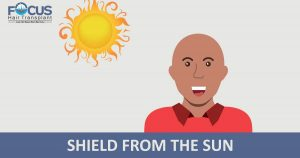 Shield from the sun