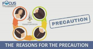 The reasons for the precaution