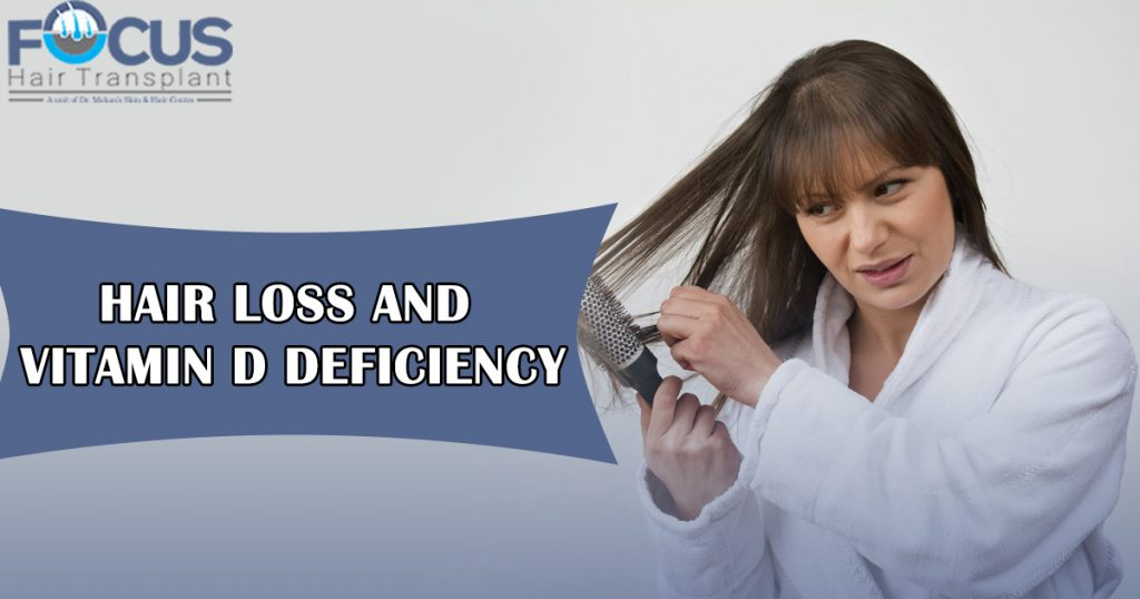 Hair loss And Vitamin D Deficiency
