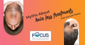 Myths About hair loss treatments that are just flukes