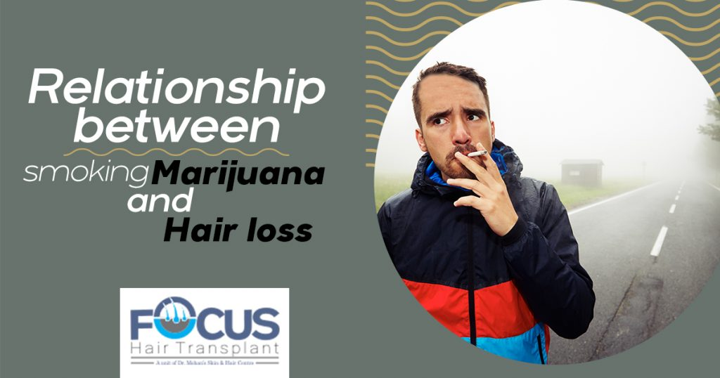 Relationship between Smoking Marijuana and hair loss (1)