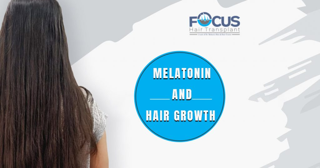 Melatonin and Hair Growth