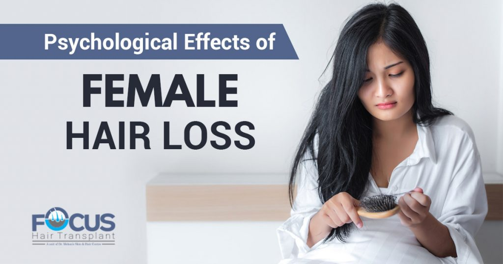 psychological effects of Female Hair loss