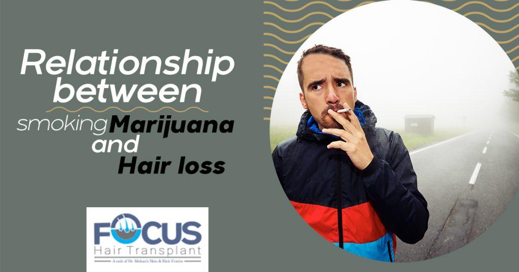 Relationship between Smoking Marijuana and hair loss (1)